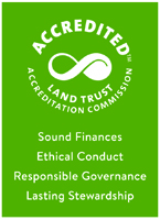 Hunterdon Land Trust is an Accredited Land Trust