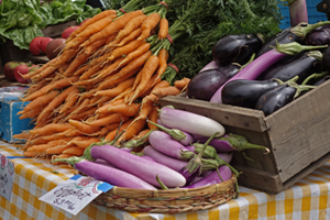 Hunterdon Land Trust Farmers' Market, Dvoor Farm, Flemington, NJ