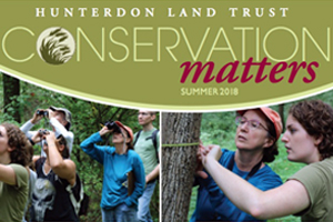 HLT newsletter Conservation Matters