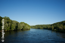Delaware River near Kugler Woods