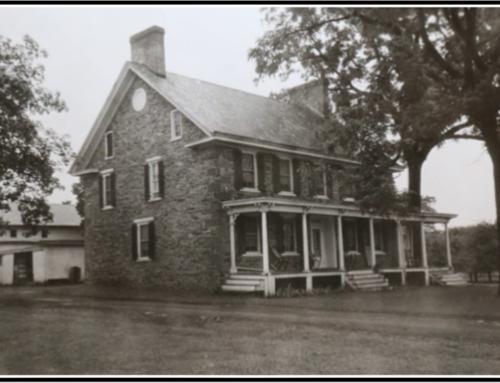 Building The Stone Farm House