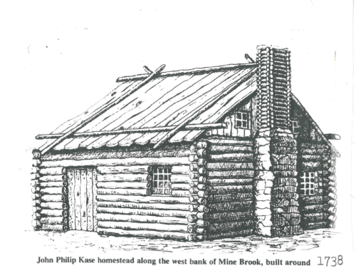 The Case Family: Pioneer Settlers of Flemington (1)