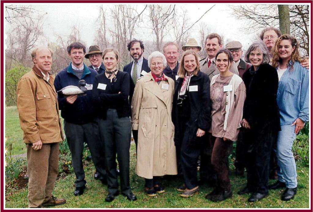 HLT Turns 25: Volunteers Band Together to Form Land Trust